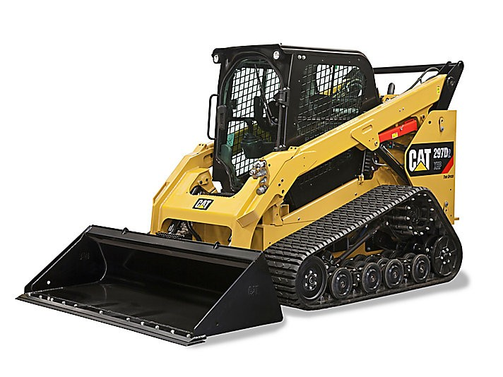 Caterpillar Inc. - 297D2 Compact Track Loaders