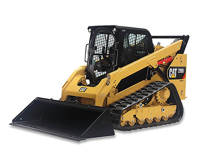 Caterpillar Inc. - 299D2  Compact Track Loaders