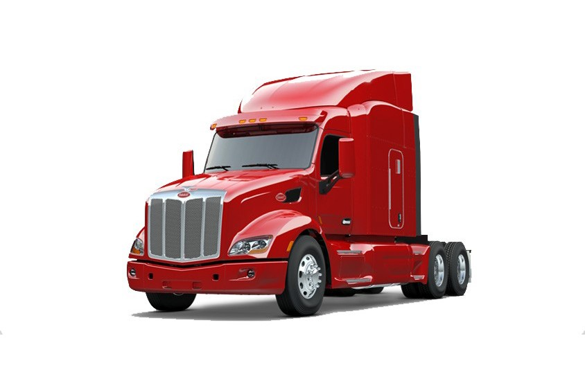Peterbilt Motors Company - Model 579 On Highway Trucks