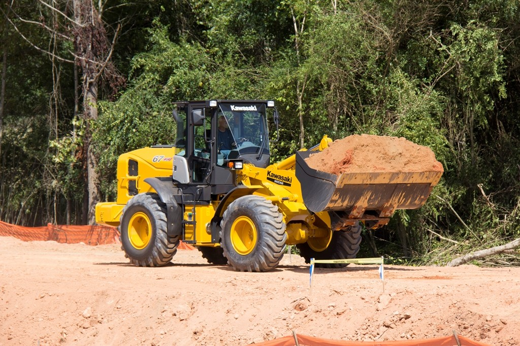 KCMA Corporation (Kawasaki Wheel Loaders) - 67Z7 Wheel Loaders