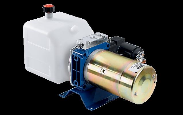 Muncie Power Products - 12 VDC Power Packs