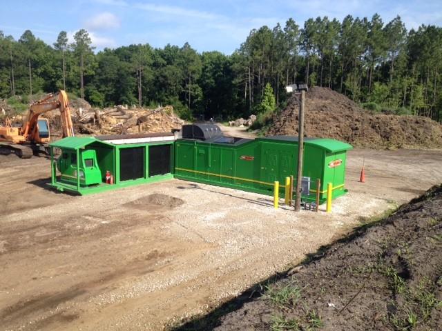 ElectraTherm, LLC - PGFireBox Wood Waste Burners