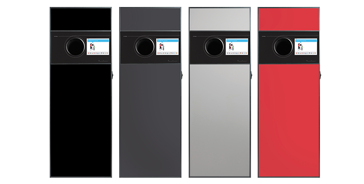 TOMRA Collection Solutions - T-9 Bottle Reverse Vending Machines