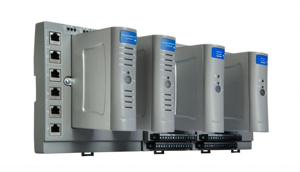 Honeywell - RTU2020 Control Panels