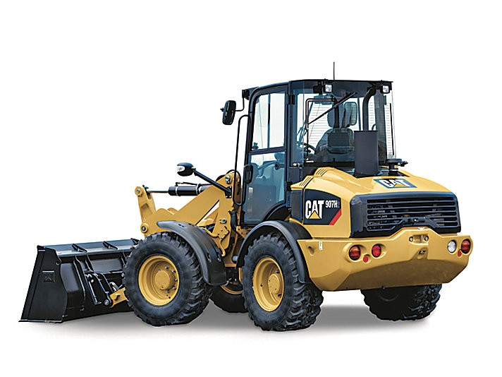 Caterpillar Inc. - 907H2 Wheel Loaders