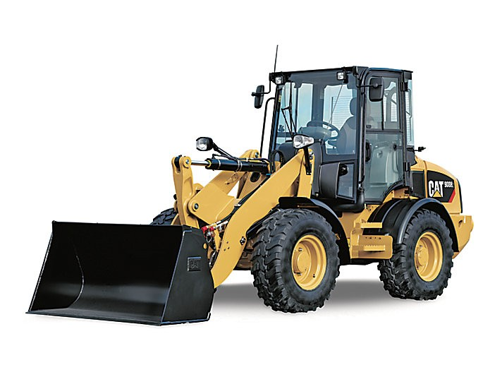 Caterpillar Inc. - 908H2 Wheel Loaders