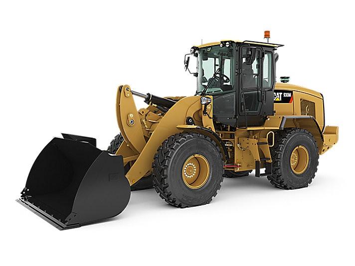 Caterpillar Inc. - 930M Wheel Loaders