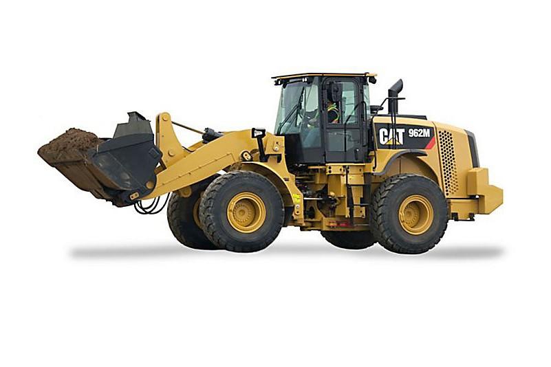 Caterpillar Inc. - 962M Wheel Loaders