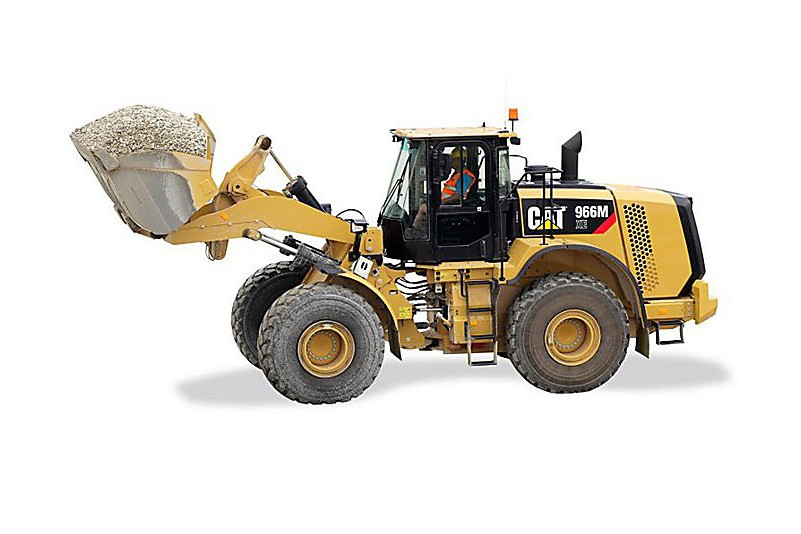 Caterpillar Inc. - 966M XE Wheel Loaders