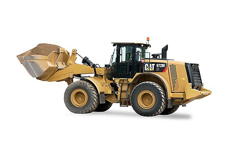 Caterpillar Inc. - 972M XE Wheel Loaders