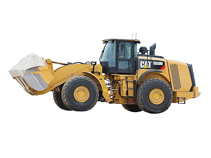 Caterpillar Inc. - 980M Wheel Loaders