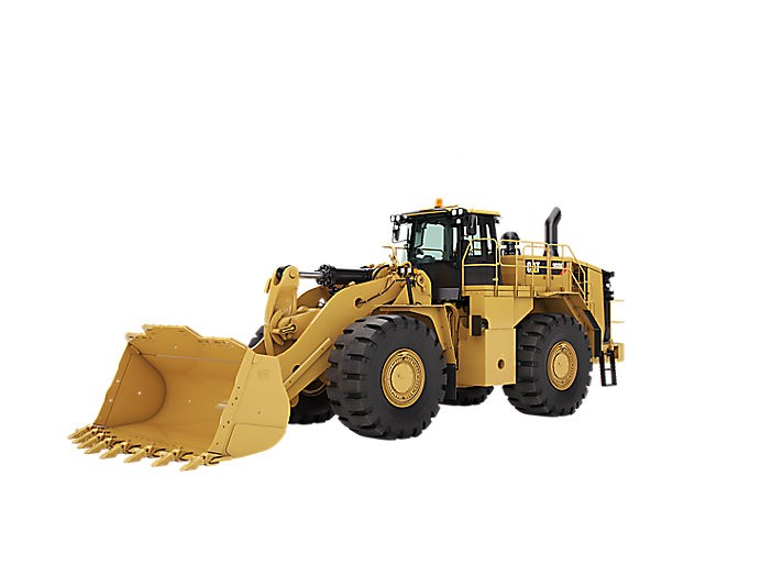 Caterpillar Inc. - 988K Wheel Loaders