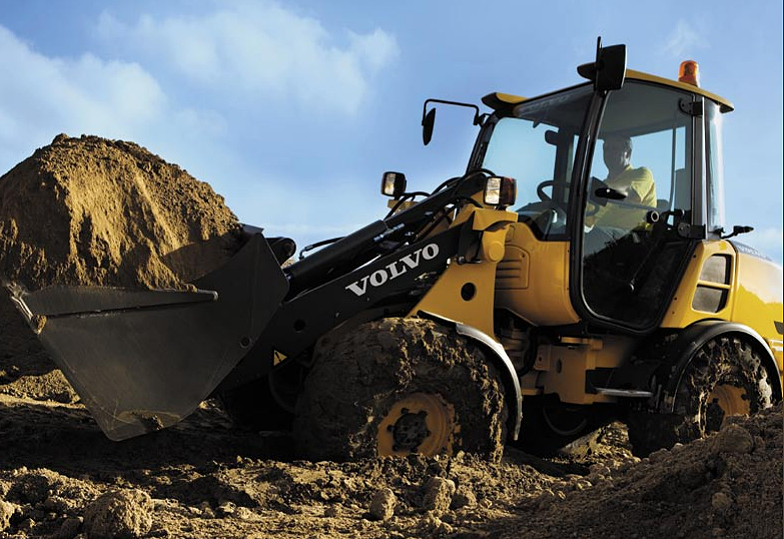 Volvo Construction Equipment - L20F Wheel Loaders