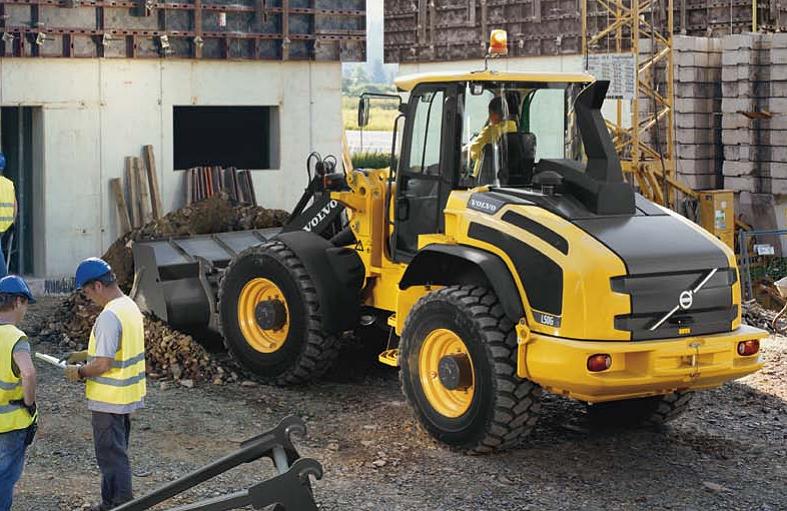 Volvo Construction Equipment - L45G Wheel Loaders