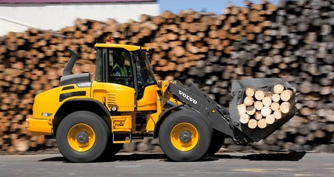 Volvo Construction Equipment - L50G Wheel Loaders