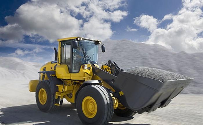Volvo Construction Equipment - L90G Wheel Loaders