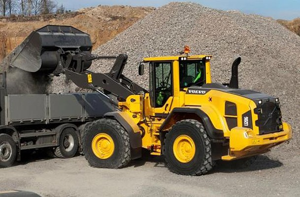 Volvo Construction Equipment - L120G Wheel Loaders
