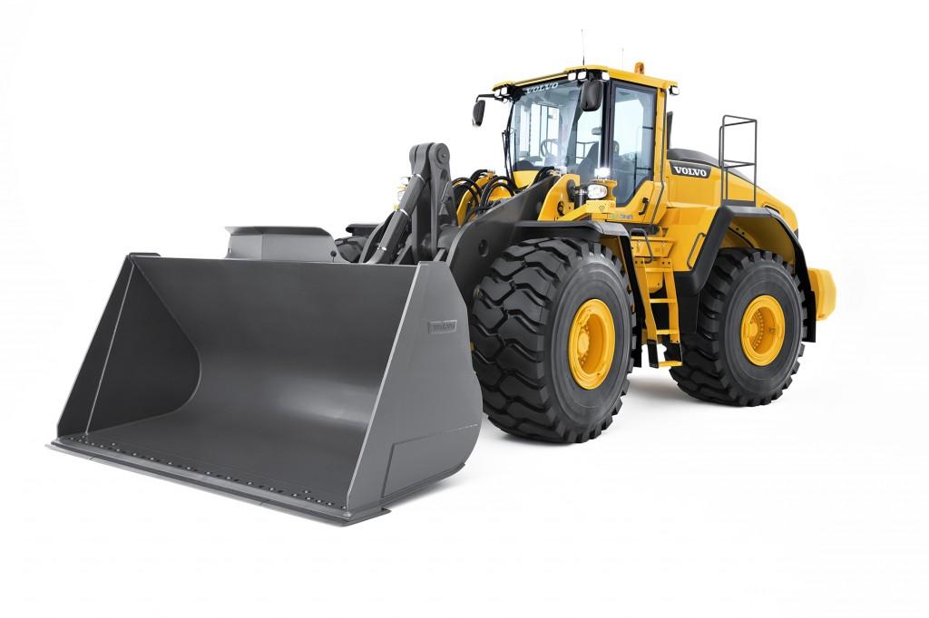 Volvo Construction Equipment - L180H Wheel Loaders