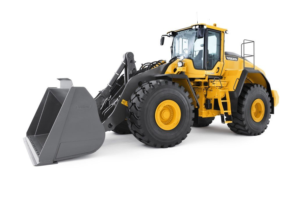 Volvo Construction Equipment - L220H Wheel Loaders