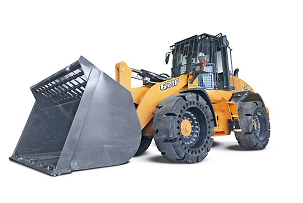 CASE Construction Equipment - 621F WH Wheel Loaders