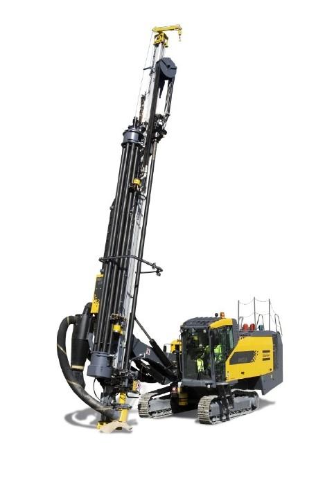 Atlas Copco - FlexiROC D60 Track Drills