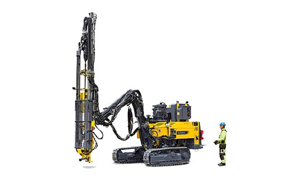 Atlas Copco - FlexiROC T25 R Construction Edition Track Drills