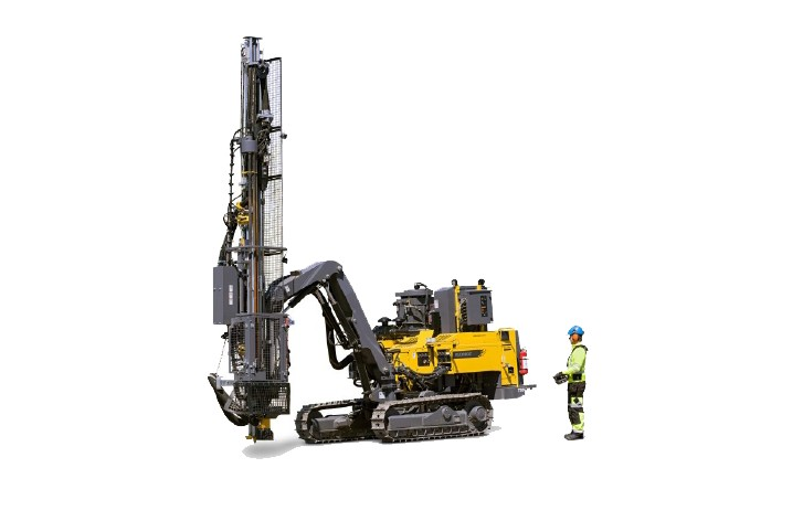 Atlas Copco - FlexiROC T30 R Quarry Edition Track Drills