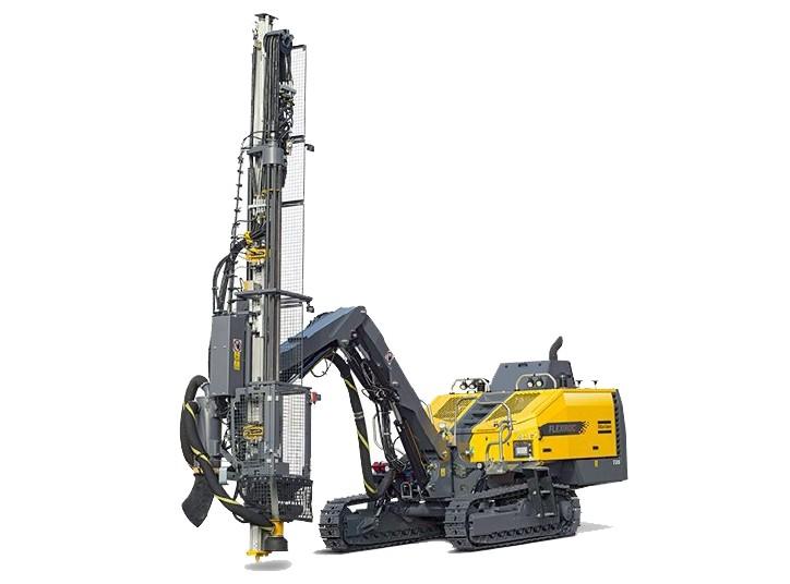 Atlas Copco - FlexiROC T35 R Track Drills