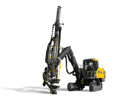 Atlas Copco - FlexiROC T40 Track Drills