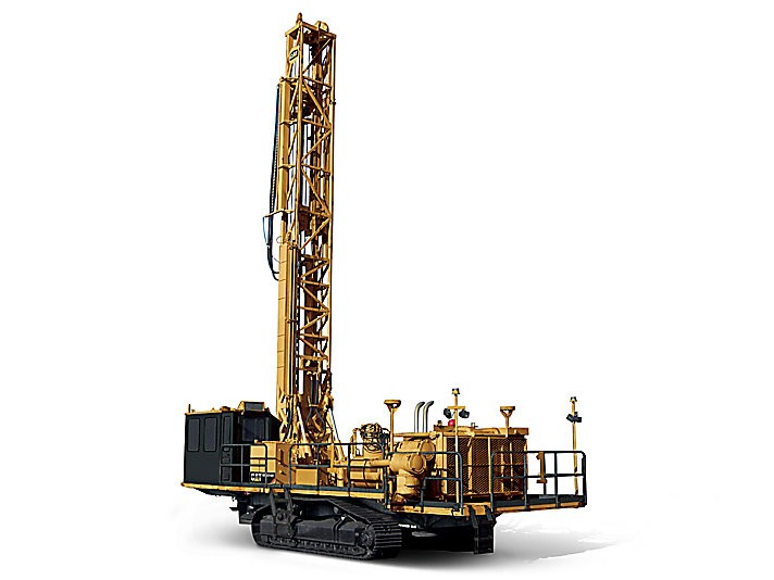 Caterpillar Inc. - MD6240 Rotary Drill Rigs