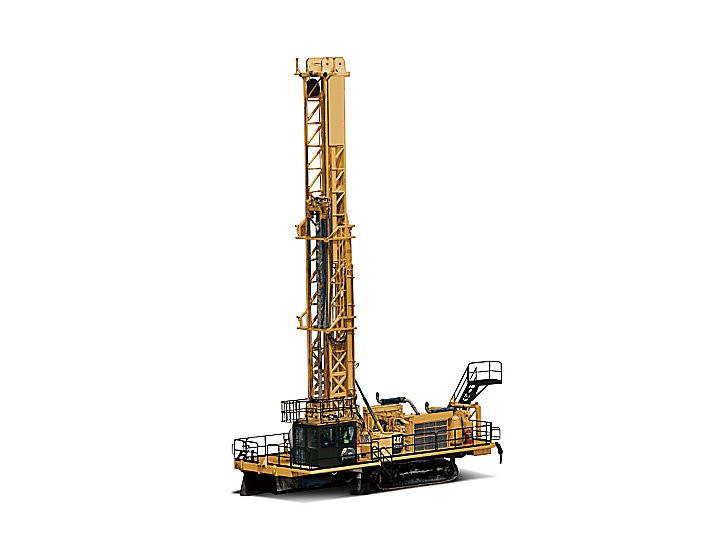 Caterpillar Inc. - MD6540 Rotary Drill Rigs