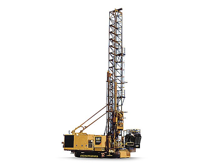 Caterpillar Inc. - MD6640 Rotary Drill Rigs