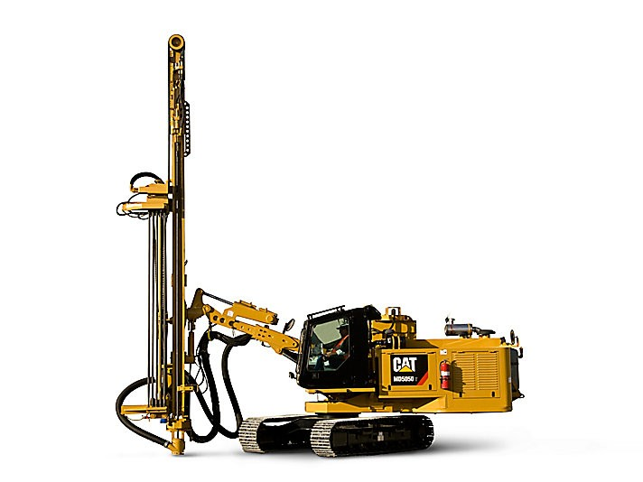 Caterpillar Inc. - MD5050 T Rotary Drill Rigs