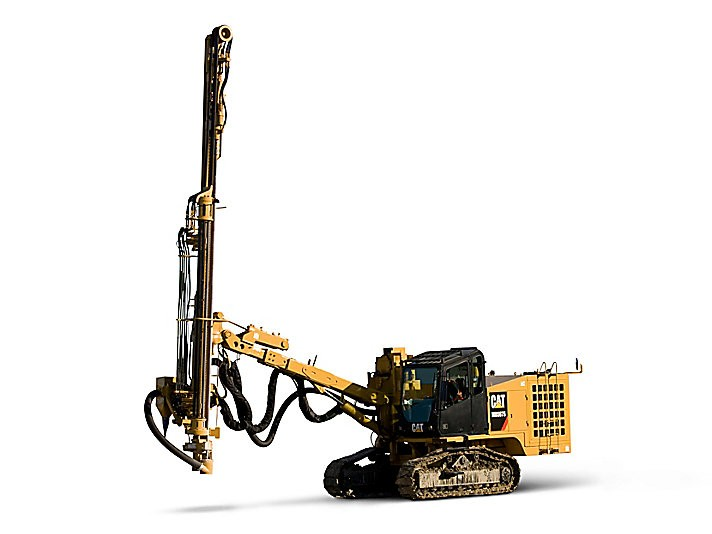 Caterpillar Inc. - MD5075 Rotary Drill Rigs
