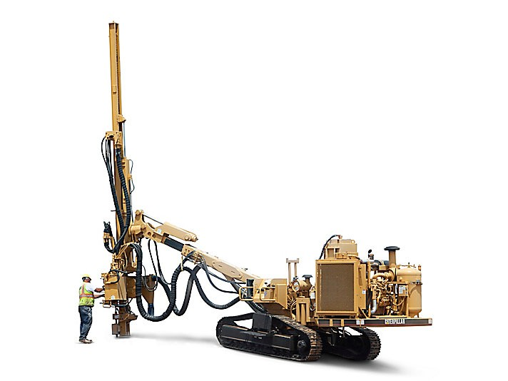 Caterpillar Inc. - MD5090 Rotary Drill Rigs
