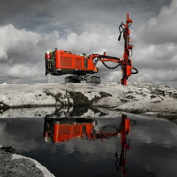 Sandvik - Ranger DX700 Track Drills