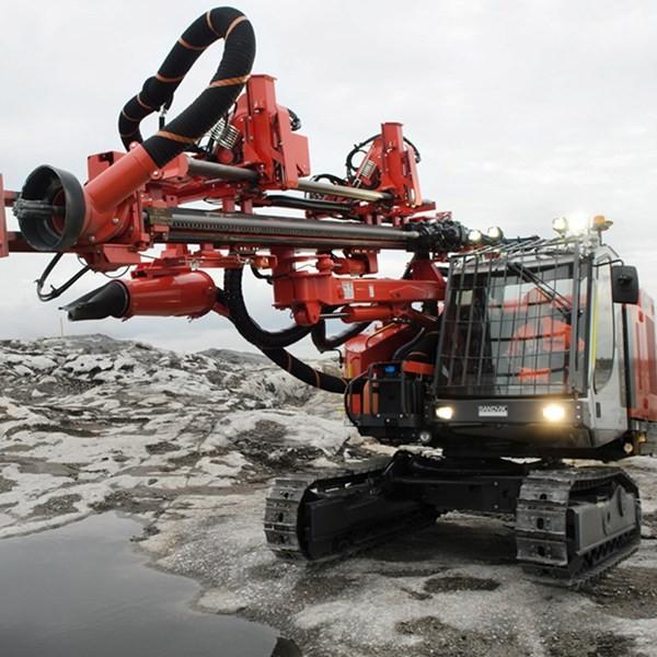Sandvik - Ranger DX500 Track Drills