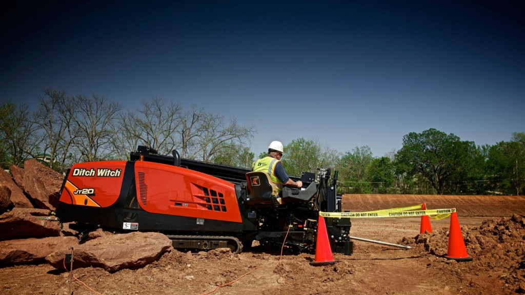 Ditch Witch - JT20 Horizontal Directional Drills