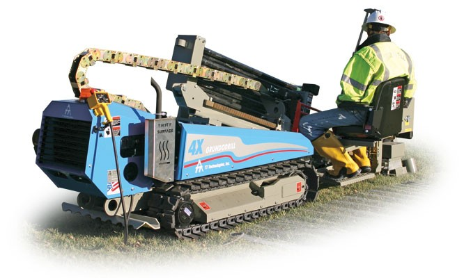TT Technologies - Grundodrill 4X Horizontal Directional Drills