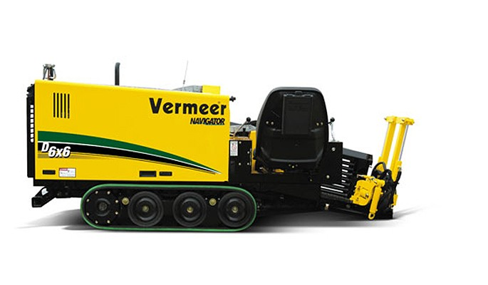 Vermeer - D6x6 NAVIGATOR® Horizontal Directional Drills