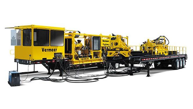 Vermeer - D750x900 NAVIGATOR® Horizontal Directional Drills