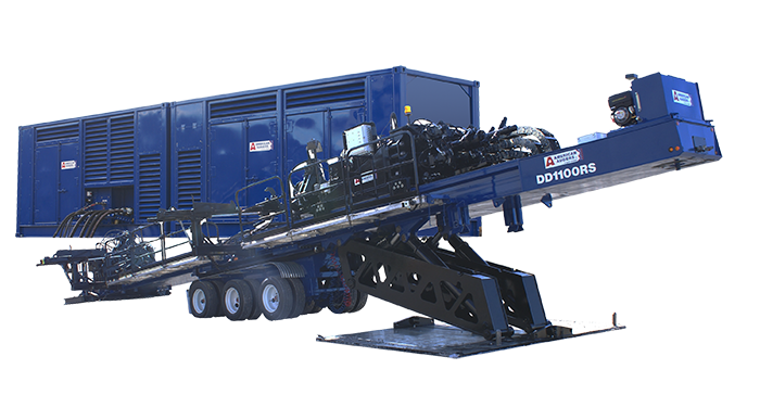 American Augers - DD-1100RS Horizontal Directional Drills