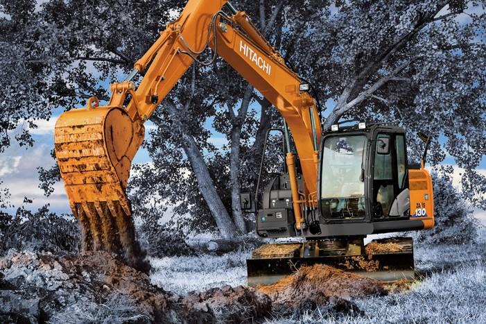 Hitachi Construction Machinery Corporation - ZX130-6 Excavators