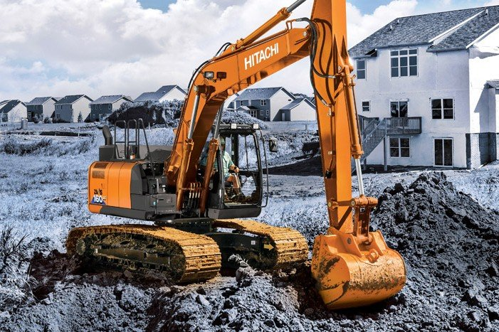 Hitachi Construction Machinery Corporation - ZX160LC-6 Excavators