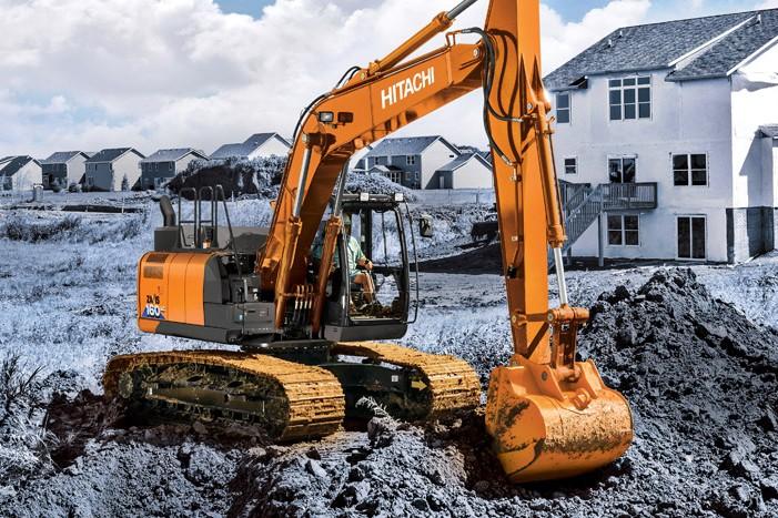 Hitachi Construction Machinery Corporation - ZX160LC-6 Excavators