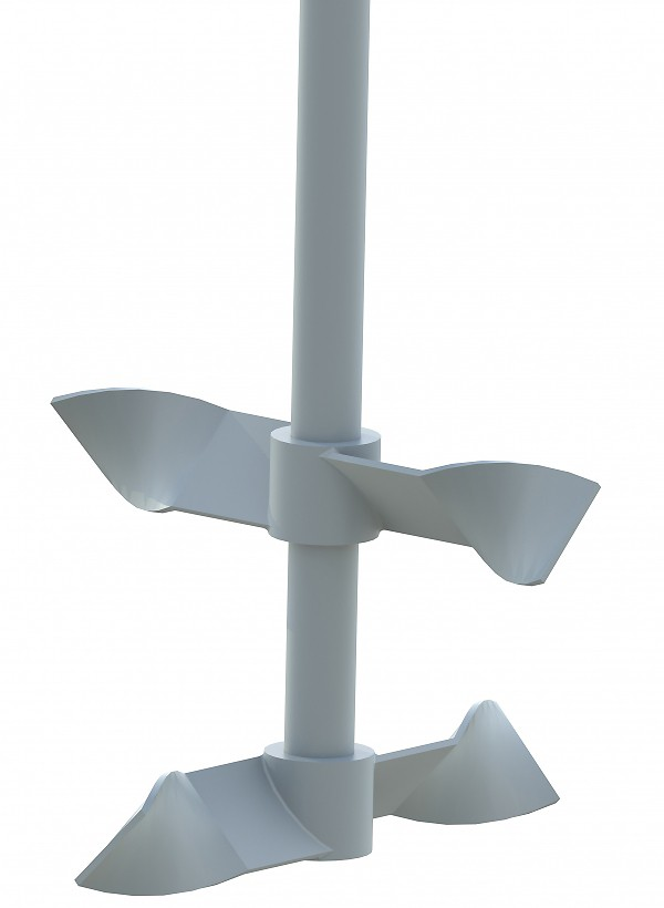 Chemineer, Inc. - JT-2 Impellers