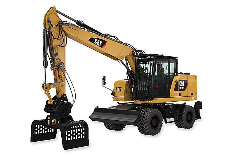 Caterpillar Inc. - M316F Excavators