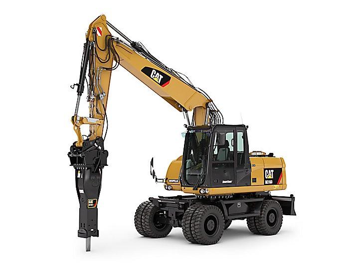 Caterpillar Inc. - M316D Excavators