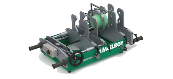 McElroy Manufacturing, Inc. - SmartFab 125 Pipe Fusion Machines