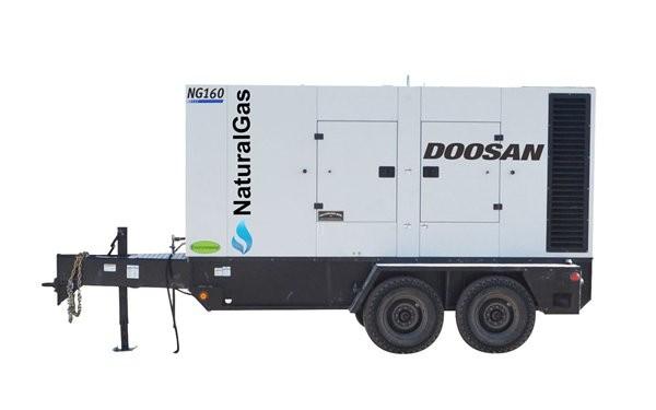 Doosan Portable Power - NG295 Generators